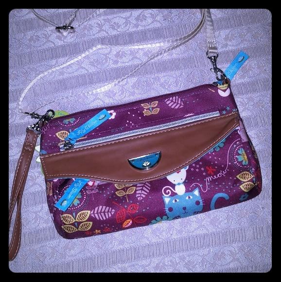 Lily Bloom Handbags - Cat & Mouse Ashley mini crossbody bag